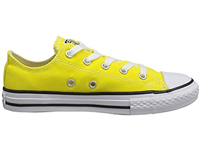 2a136c581c87c6 Image Unavailable. Image not available for. Color  Converse Kids Sneakers  Chuck Taylor All Star Low Fresh Yellow ...