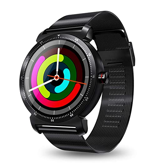 Ruitx Smartwatch Unisex Android Bluetooth Deportes Monitor ...