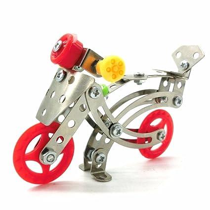 Amazon.com: Coches de juguete para motocicleta 3D – Tres ...