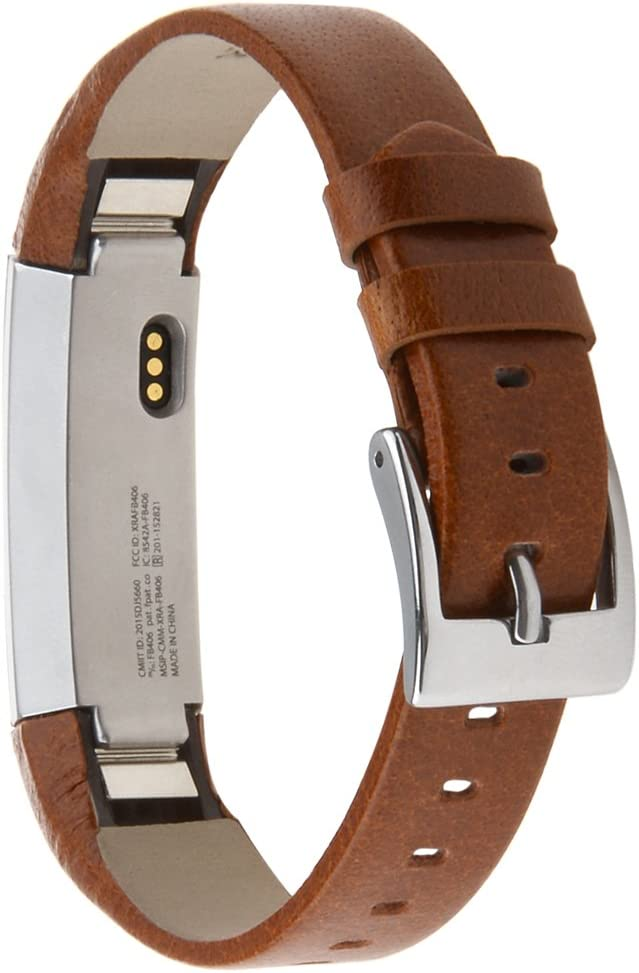Henoda Leather Bands for Fitbit Alta HR