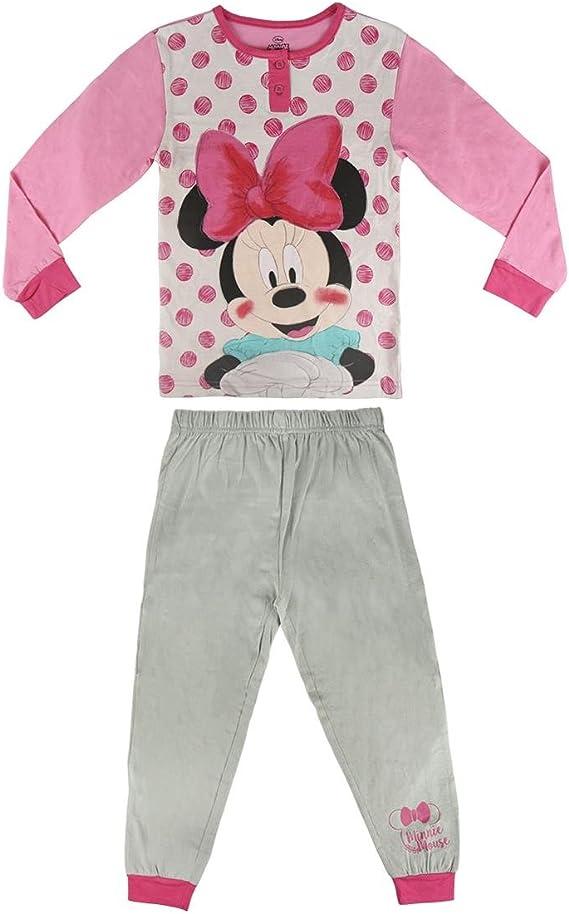 Pigiama Due Pezzi Ragazza Minnie Mouse
