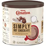Carnation Hot Chocolate, Simply, Canister, 400g