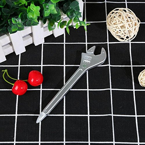 (Hongxin Creative Simulation Wrench Ballpoint Pens Office With School Supplies Ball Point Pens Creative Stationery Writing Chancery Student Creative Gift)