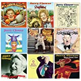 JERRY CLOWER * 9 Different NEW CD's * Collection of 146 Original Stories
