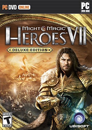Might & Magic Heroes VII Deluxe Edition - PC (Heroes Of Might And Magic 3 Complete)