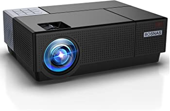 Bosnas 770-H1 Full HD 1080p 8000-Lumens Projector