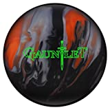 Hammer Gauntlet Bowling Ball- Orange/Black/Silver