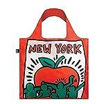 LOQI LOQI KEITH HARING New York - Bolsa de viaje (50 cm), diseño de Nueva York