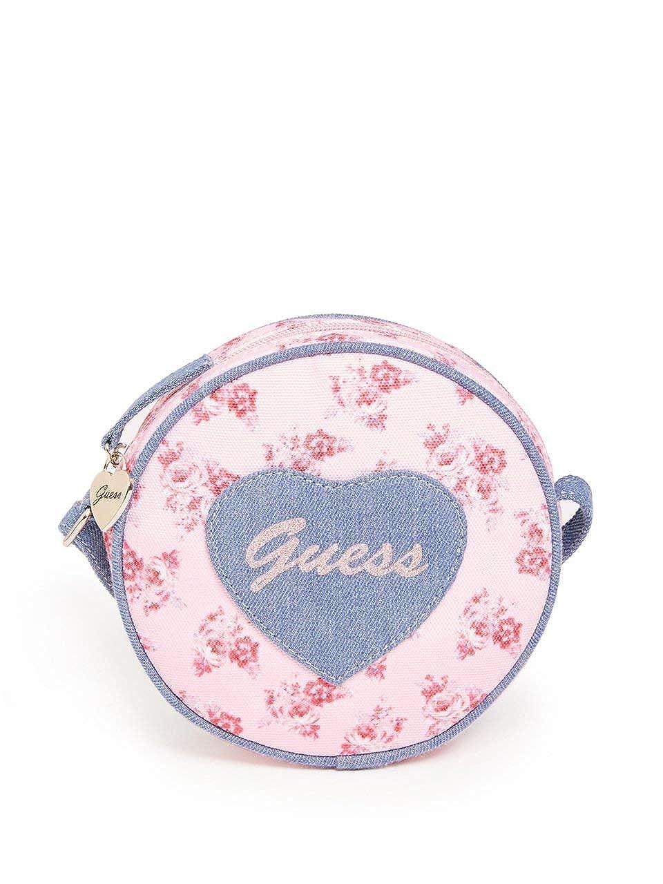 GUESS Factory Kids Girls Floral Crossbody