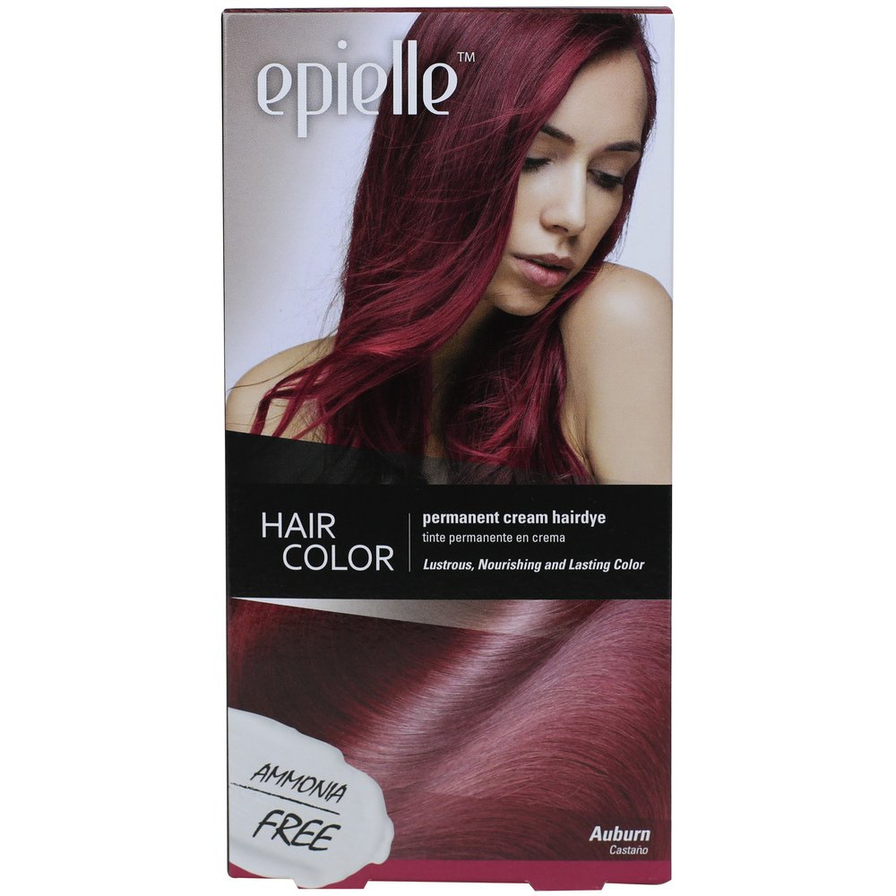 Amazon Kareway Epielle Hair Color For Women Auburn Pack Of 2