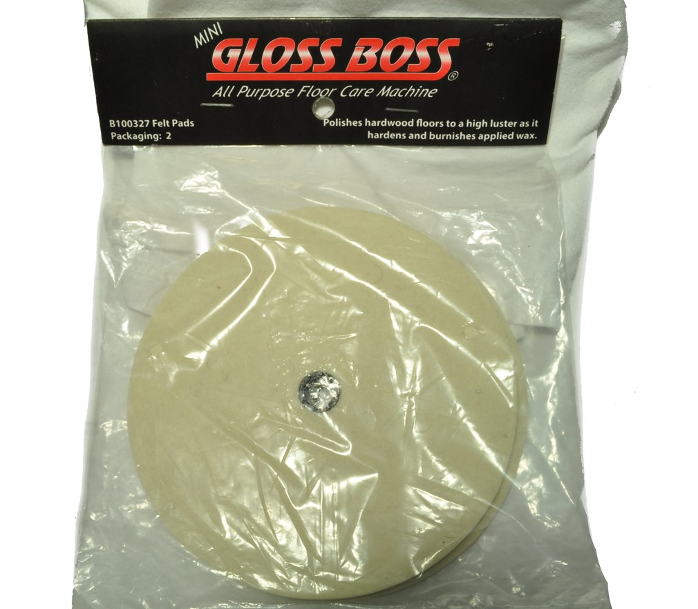 Pullman Holt Mini Glass Boss Felt Pads by Pullman-Holt