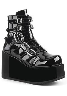 814c32110d4e07 Demonia Herren Defiant-400 Klassische Stiefel  Amazon.de  Schuhe ...