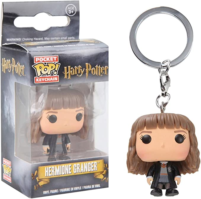 Harry Potter: Hermione Granger: Funko Pocket Pop! Keychain