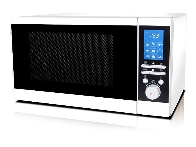 Oramics - Horno 3 en 1 (microondas, horno con aire de ...
