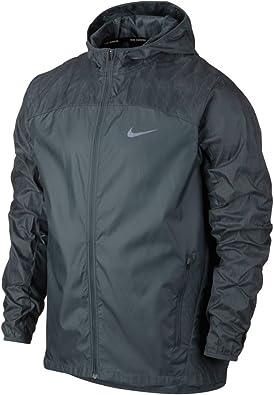 Nike Shield Flash Veste de Course de Couleur vive Homme
