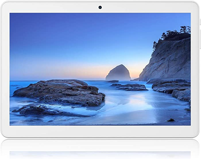 Tablet 10 inch Android 9.0 Pie (Google Certified),3G Unlocked Phablet with Dual sim Card Slots and Cameras,2+32GB Storage,6000Mah Battery,Tablet PC with WiFi,Bluetooth,GPS