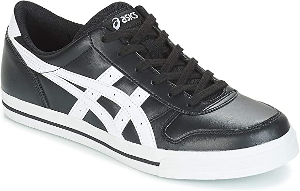 ASICS Aaron - Zapatillas deportivas de piel para hombre ...