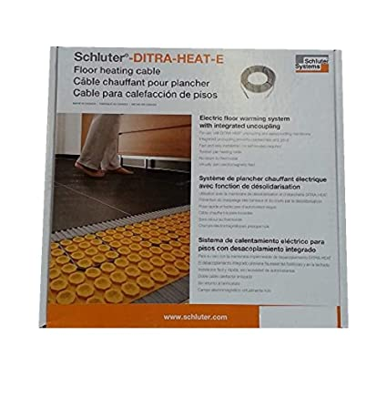 Ditra Heat Cable- Dhehk12016 - Schluter (120 V) on