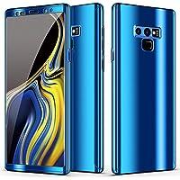 JEPER Samsung Galaxy S8/S9 Cover, Galaxy S8 Custodia, 360 Gradi Ultra Sottile Cassa 3 in 1 Duro Hard PC Case Rigido Shock-Absorption e Cover per Cover Samsung S8 Plus/S9 Plus