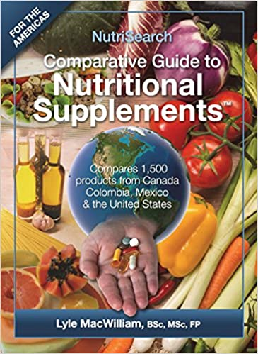 Comparative guide to nutritional supplements top listed products.