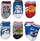 Star Wars Toddler Socks 2T-4T