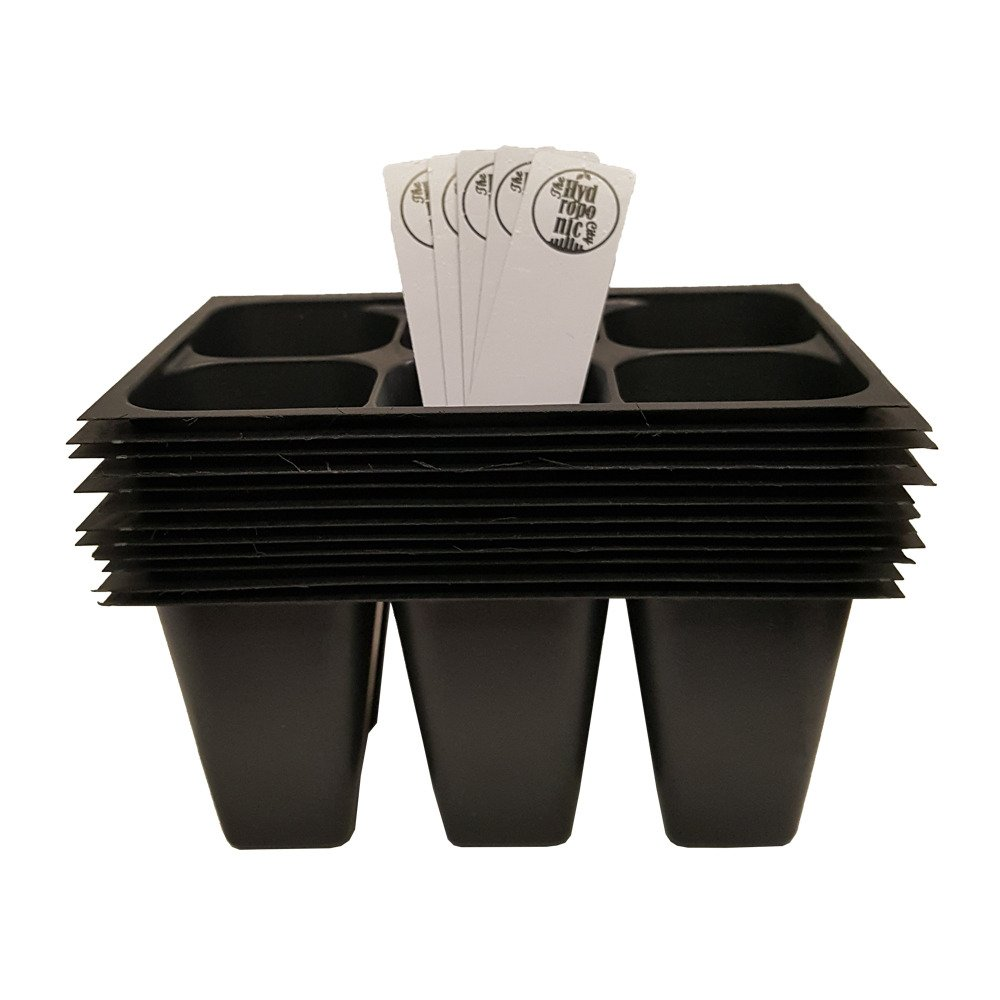 60 Off Seedling Starter Trays 288 Cells 48 Trays 6