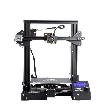 Amazon.com: Creality3D Ender 3 Pro Impresora 3D FPV Drone ...