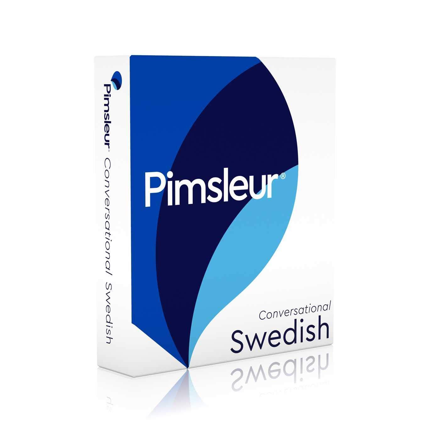 Pimsleur Swedish Conversational Course Understand