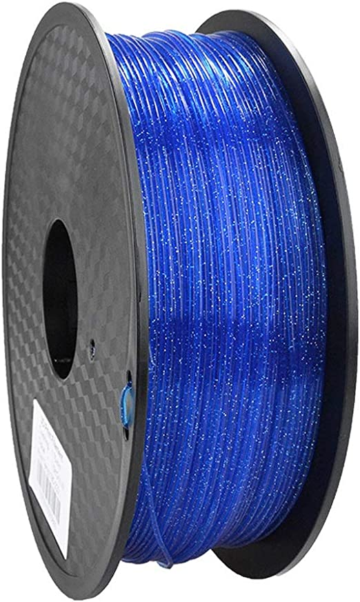 TONGDAUR Filamento para Impresora 3D 1.75 PLA PETG Fibra de ...