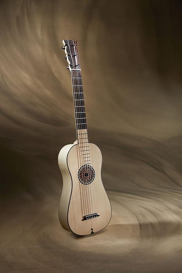 La guitarra barroca después de Antonio Stradivari: Amazon.es: Instrumentos musicales