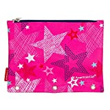 American Girl Pink Star Pencil Pouch