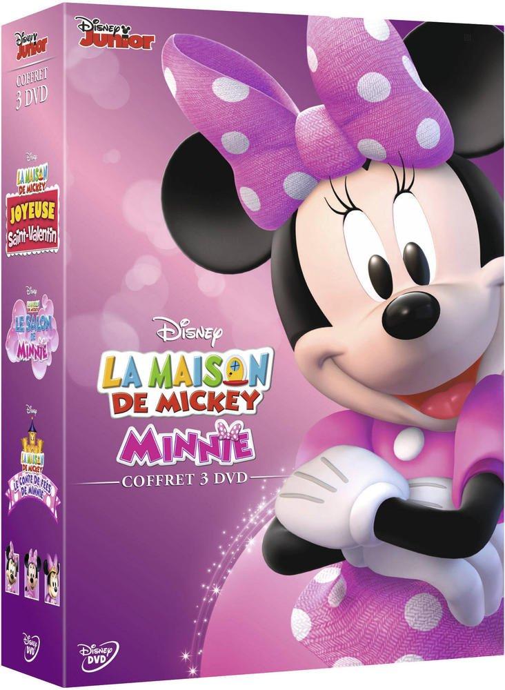 La Maison de Mickey - Minnie : Joyeuse Saint-Valentin + Le salon ...