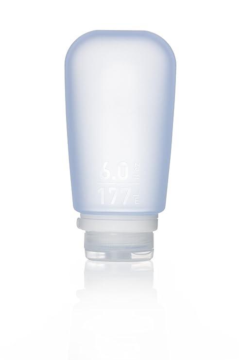 4993dcb28113 Humangear GoToob+ Silicone Travel Bottle with Locking Cap, XL (6.0oz)