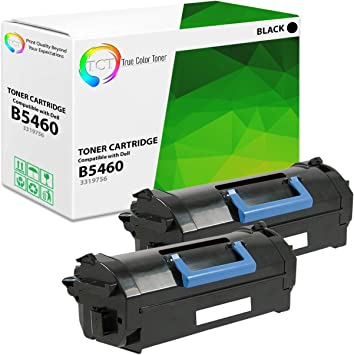 Black Premium Compatible Toner Cartridge Replacement for Dell 310-7890 Cartridge