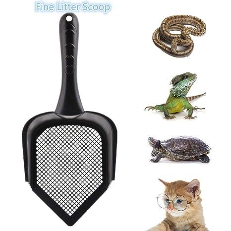 Rejoicing - Pala de arena para gatos con punta para gatos, para arena y arena