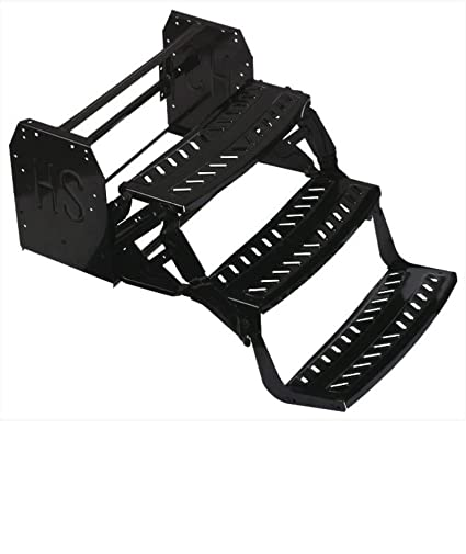 amazon com stromberg carlson sm 24 30 7 triple rise manual step rh amazon com Wood RV Step Kits Leisure Step 1224
