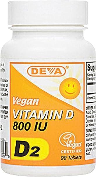 vegansk d vitamin