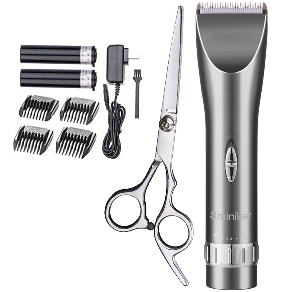 professional haircut kit sminiker professional cordless haircut kit rechargeable 3771