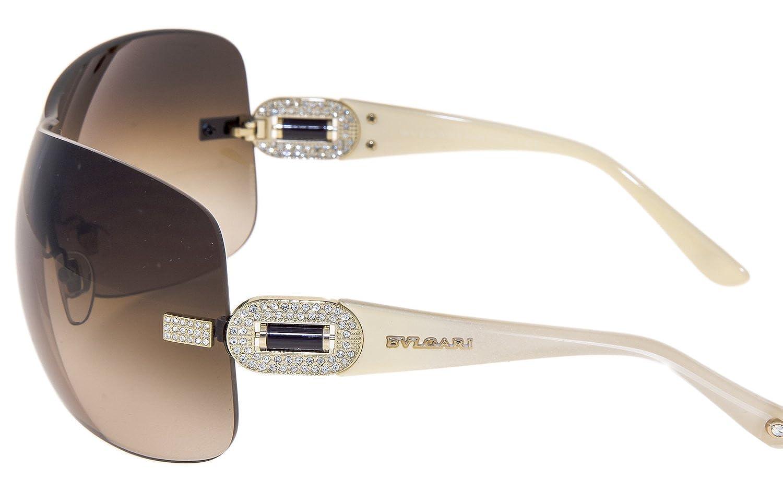 Amazon.com: anteojos de sol Bvlgari (bv6054bm 325/13 138 ...