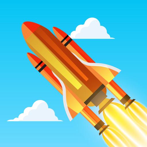 - Rocket Sky - Endless Skies