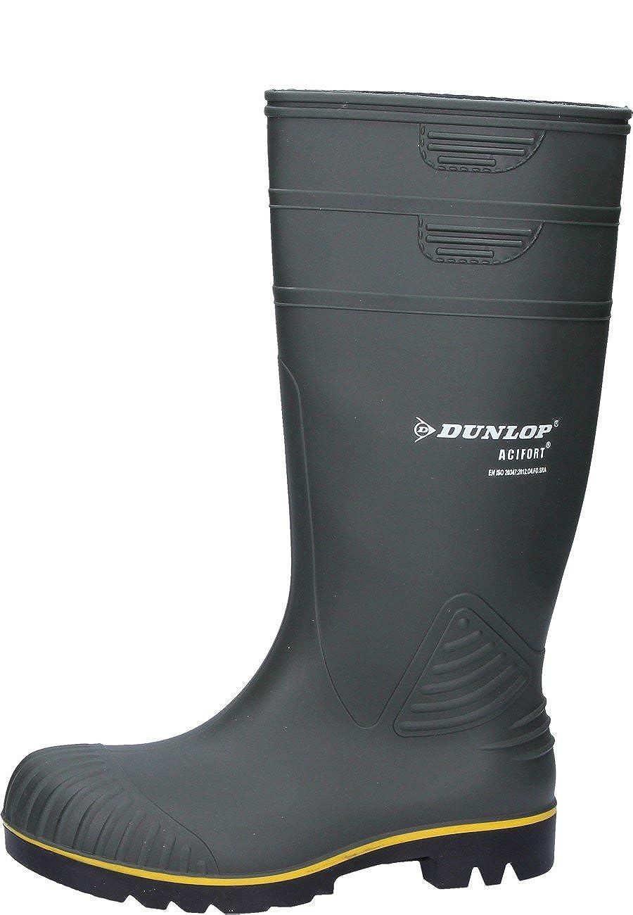 Dunlop B440631 ACIFORT KNIE Unisex-Erwachsene Langschaft Gummistiefel B4400