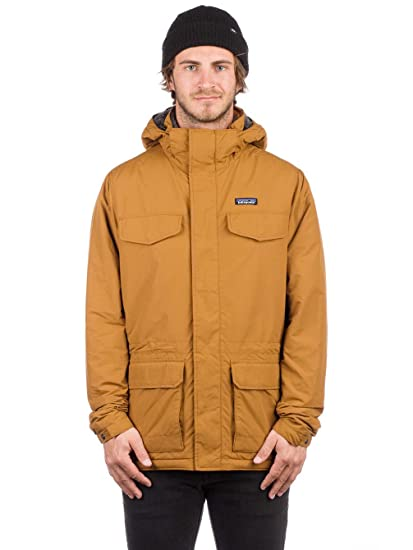 3301a023397 Patagonia Men s M s Isthmus Parka Jacket  Amazon.co.uk  Clothing