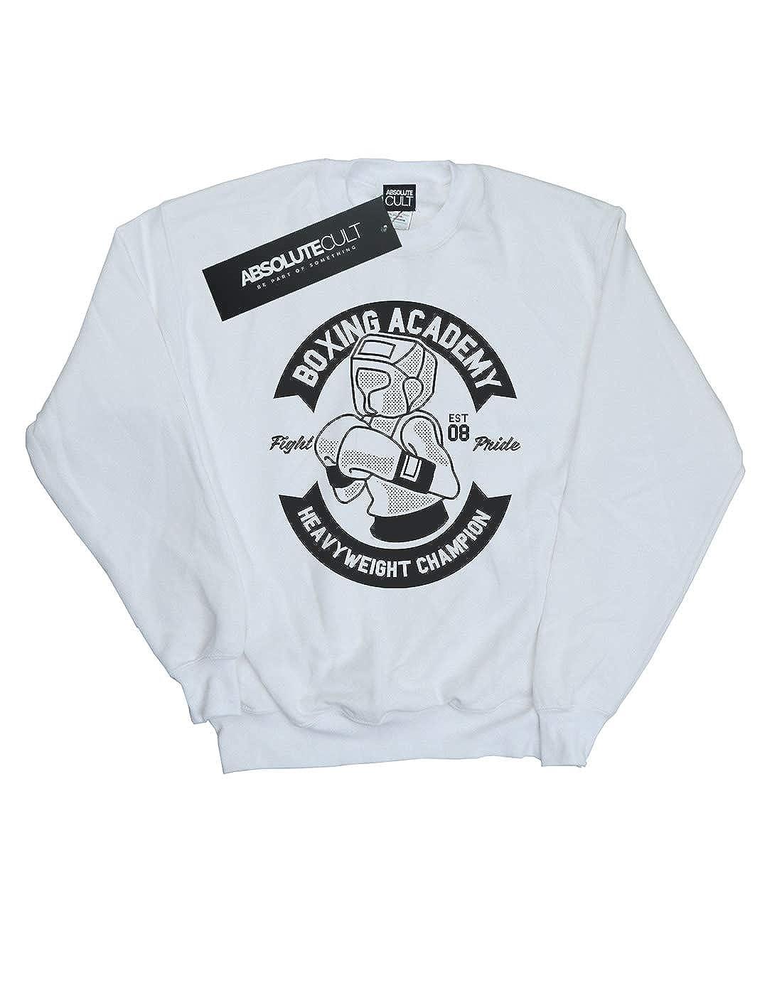Absolute Cult Drewbacca Womens Boxing Academy Sweatshirt