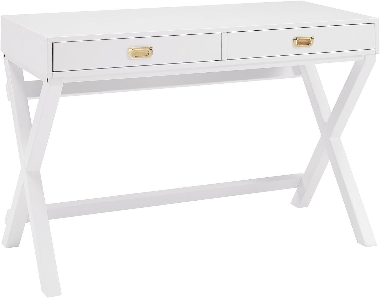 Linon Desk, White