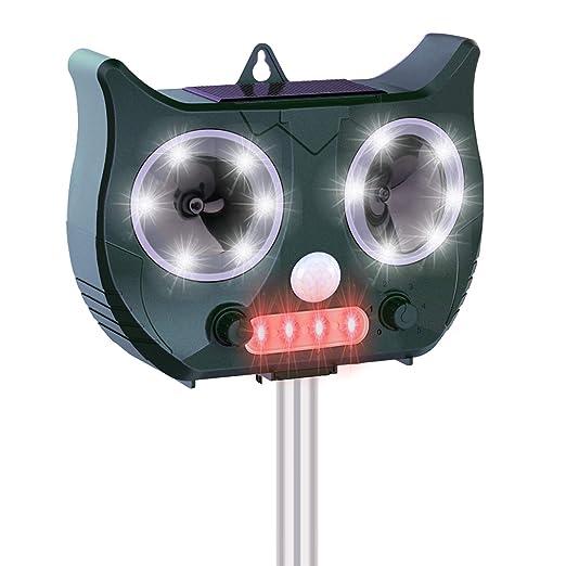 Vanbing - Ahuyentador de Gatos por ultrasonido, con ...