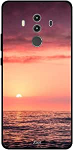 Huawei Mate 10 Pro Case Cover Half Sunset, Zoot Designer Phone Covers