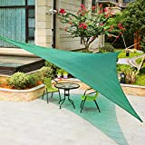 LyShade 12' x 12' x 17' Right Triangle Sun Shade