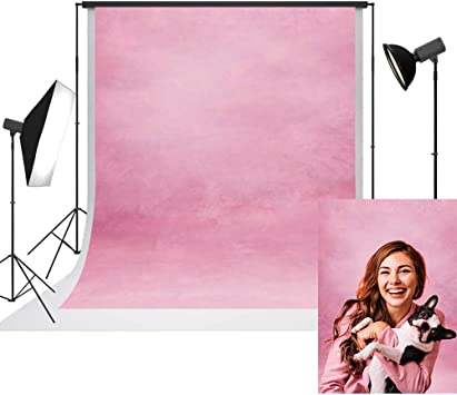 Backdrop Fine Art Poly Paper Newborn Photography Backdrop Wrinkle Free Fabric Soft Pink Photography Printed Backdrop