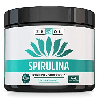 Zhou Nutrition Spirulina Powder