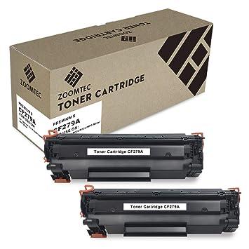 ZOOMTEC 79A CF279A Cartucho de Toner Compatible para HP Laserjet ...